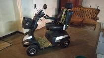 Scooter INVACARE ORION PRO 4 roues